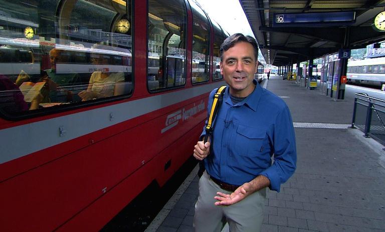 Real Rail Adventures: Switzerland