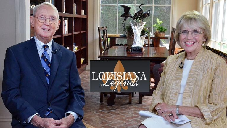 Louisiana Legends: Louisiana Legends: Ted Jones