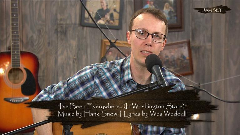 "Jam with Dan: Jam Set | ""I've Been Everywhere...In Washington State"""