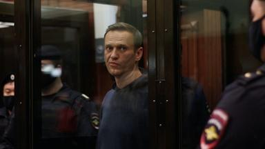 Kremlin's most vehement critic is sentenced to prison