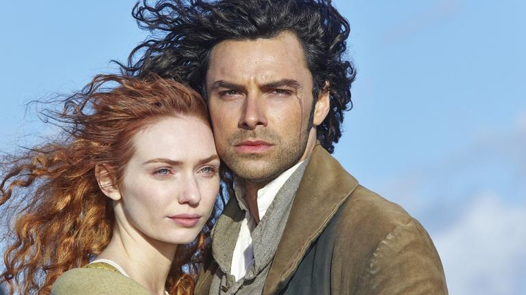KPBS/Arts: Actors Aiden Turner and Eleanor Tomlinson