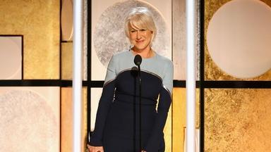 Helen Mirren Receives Career Achievement Honor