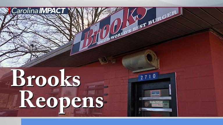 Carolina Impact: Brooks' Sandwich House Reopens in Noda