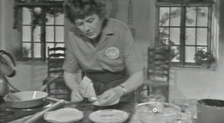 The French Chef with Julia Child: Quiches