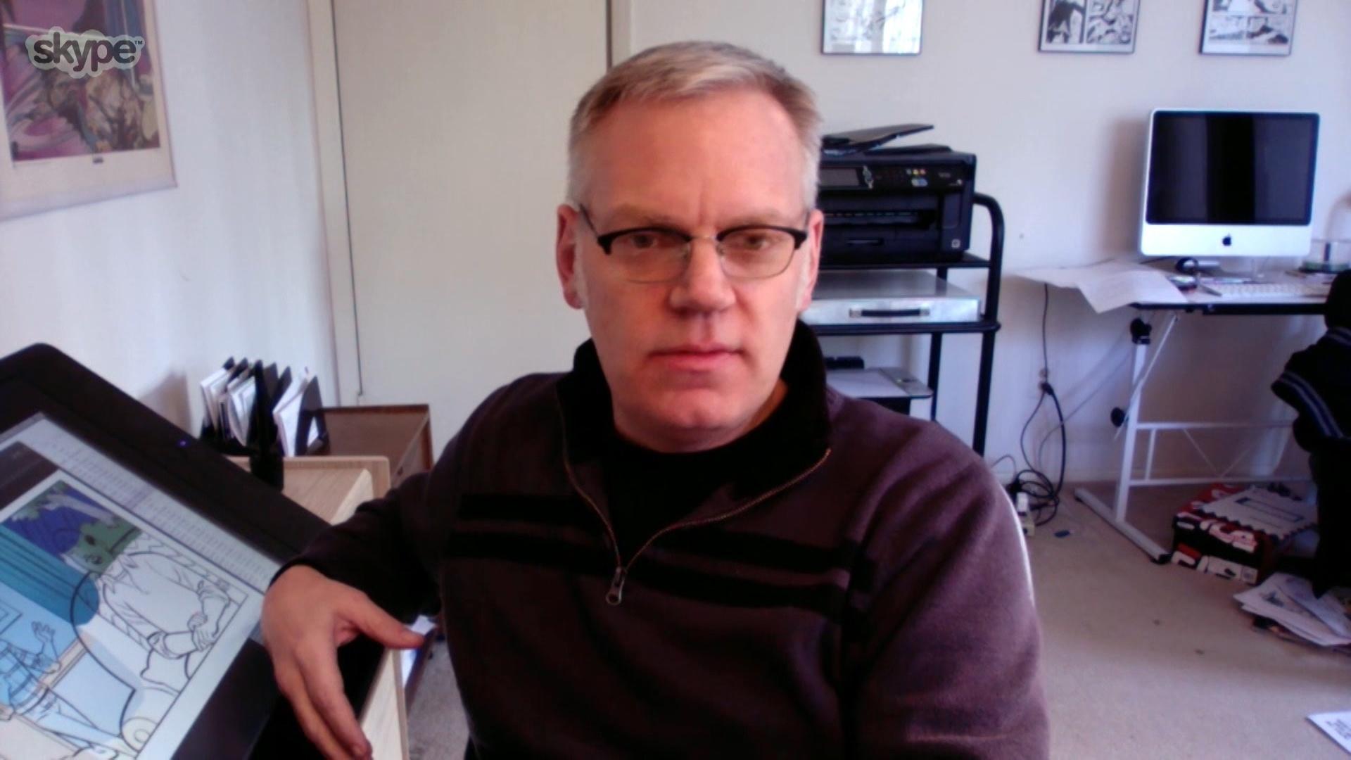 Comic Culture: Glenn Whitmore