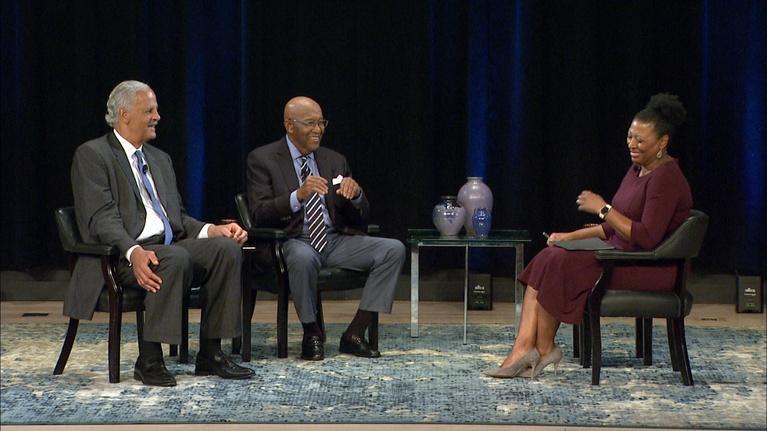 Black Issues Forum: Stedman Graham and Bob Brown on Leadership
