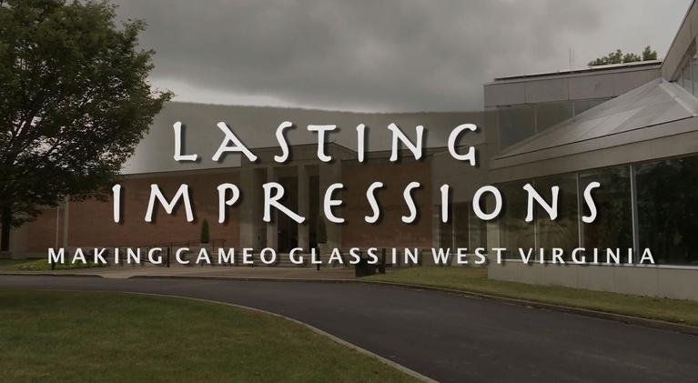 Lasting Impressions: Making Cameo Glass in West Virginia: Lasting Impressions: Making Cameo Glass in West Virginia