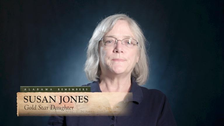 Alabama Remembers Vietnam: Susan Jones
