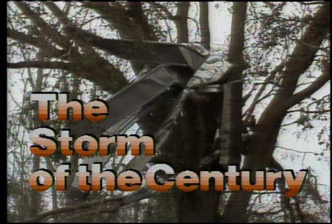 Hugo: Storm of the Century logo