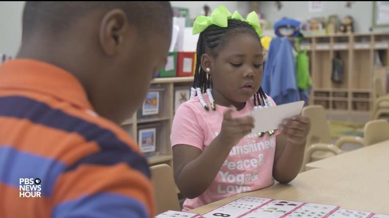 PBS NewsHour: How do you make the benefits of pre-K education last?