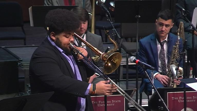WFSU Music: FSU Jazz Ensemble I |February 20, 2020