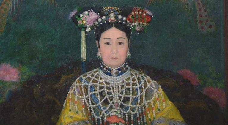 Open Studio with Jared Bowen: Empresses of China's Forbidden City and Author Heidi Waleson