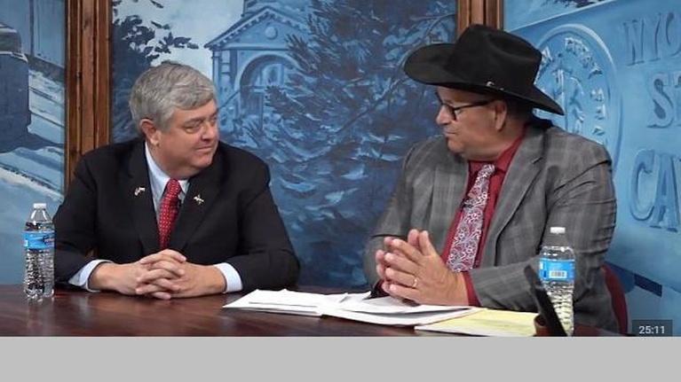 Wyoming Capitol Outlook: 2018 Capitol Outlook Week 2