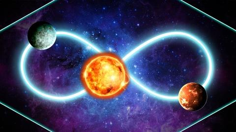 PBS Space Time -- Solving the Three Body Problem