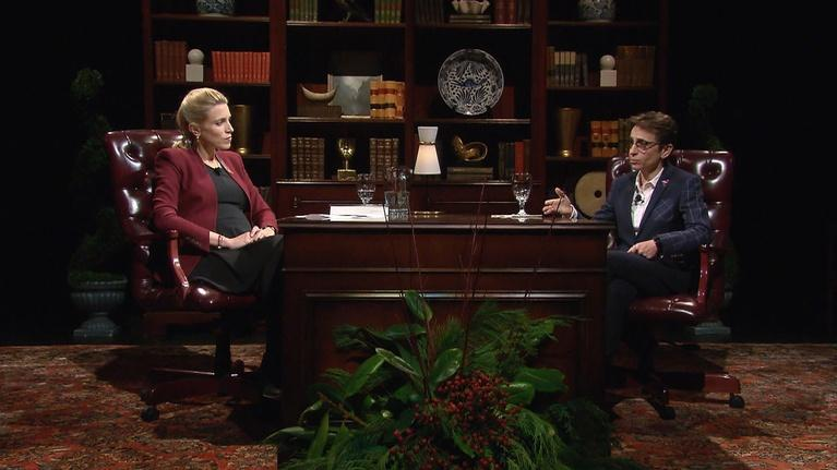 Great Conversations: Masha Gessen and Clarissa Ward