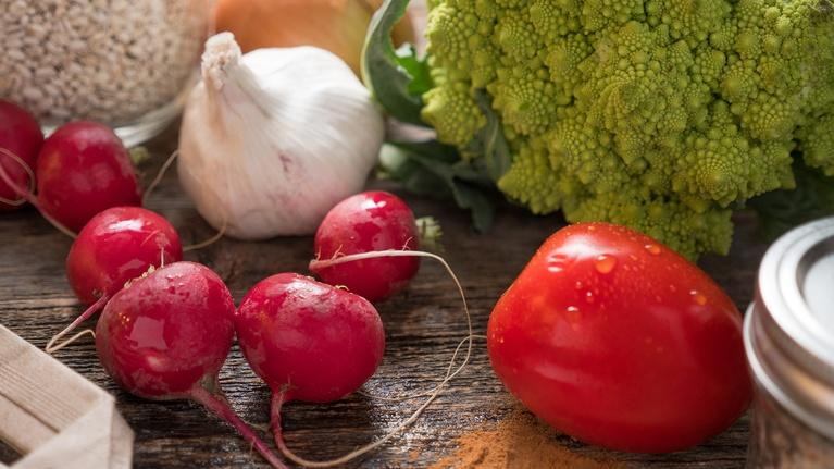 Iowa Ingredient: Farmers Market Special
