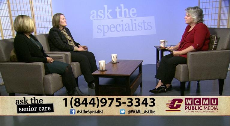 Ask The Specialists: Ask the Senior Care Specialists