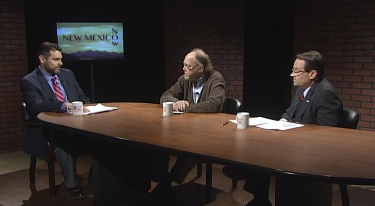 New Mexico Now: NM Now - Tax Reform, Lawmakers Address Crime, Education Fund