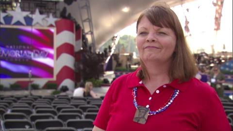 National Memorial Day Concert -- Gold Star Remembrance