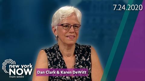 Reporters Roundtable: Karen DeWitt, COVID-19, Legislature