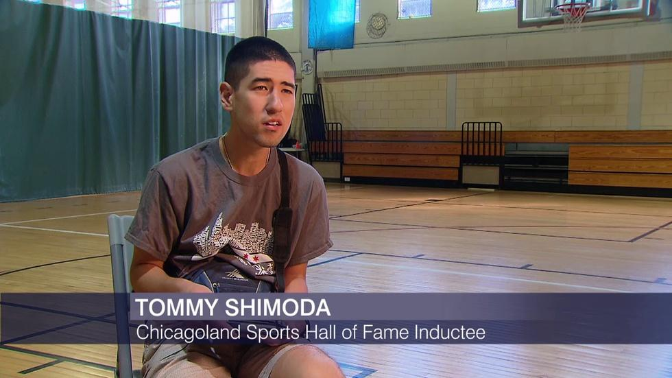 Chicago Sports Hall of Fame Inducts Special Olympics Athlete image