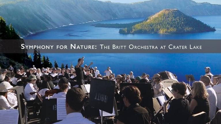 SOPTV Specials: Symphony for Nature: The Britt Orchestra at Crater Lake
