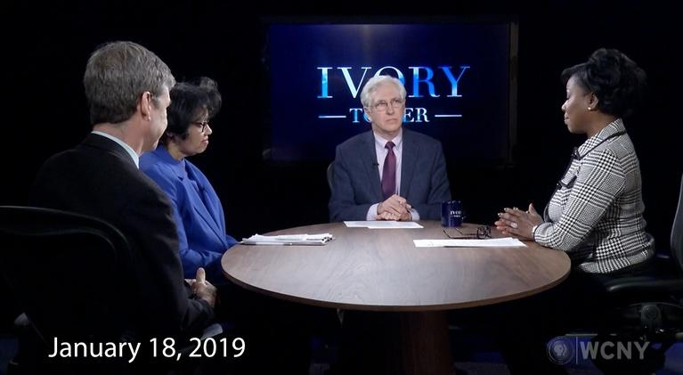 The Ivory Tower: William Barr; State of the State; Privatizing V-A