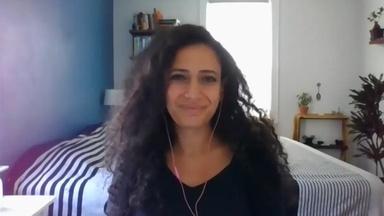 Psychologist Hala Alyan: How Trauma Impacts Palestinians