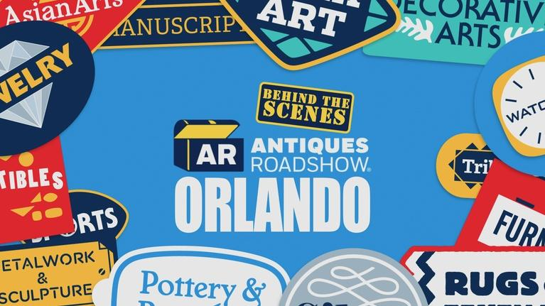 WUCF Specials: Behind the Scenes Antiques Roadshow Orlando