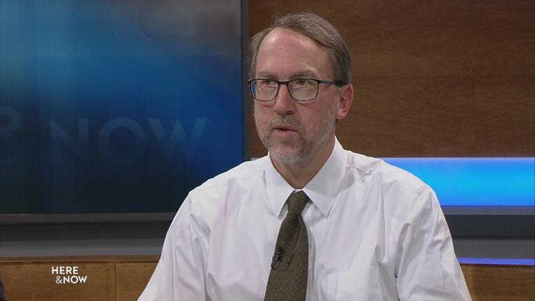 Here and Now: UW Political Scientist on US role in Turkish Conflict