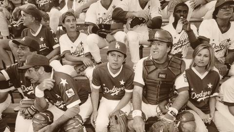 Dodgers Stories: 6 Decades in L.A. -- Hollywood Celebrities Star as Dodgers Players