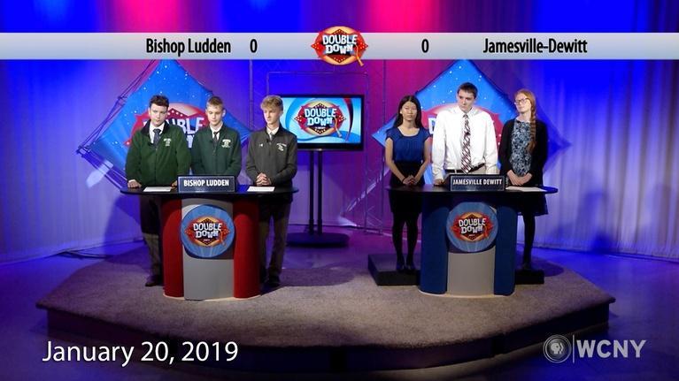 Double Down: Bishop Ludden vs Jamesville DeWitt