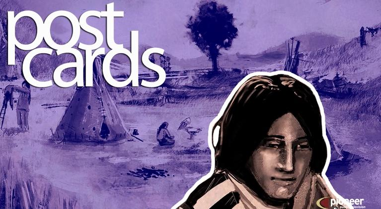 Postcards: Lac qui Parle Fair, Vietnam Story, Maya Bdeg'a