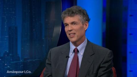 Amanpour and Company -- Tom Mueller on Retaliation Against Whistleblowers