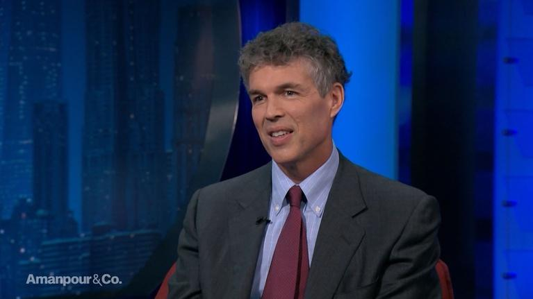 Amanpour and Company: Tom Mueller on Retaliation Against Whistleblowers