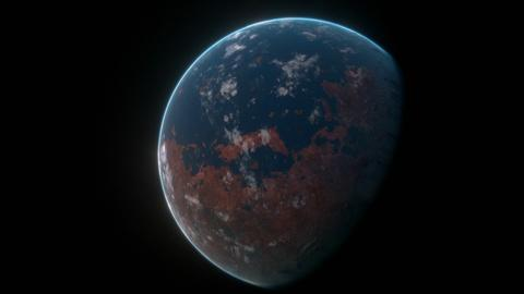 NOVA -- Mars, the Red Planet, Was Once Blue