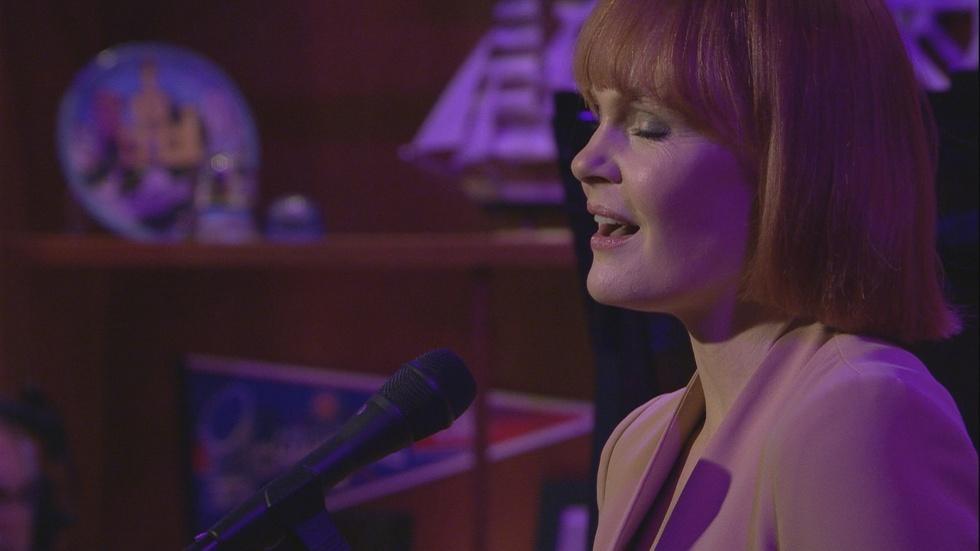 Web Extra: Kate Baldwin Sings 'A Little Bit In Love' image