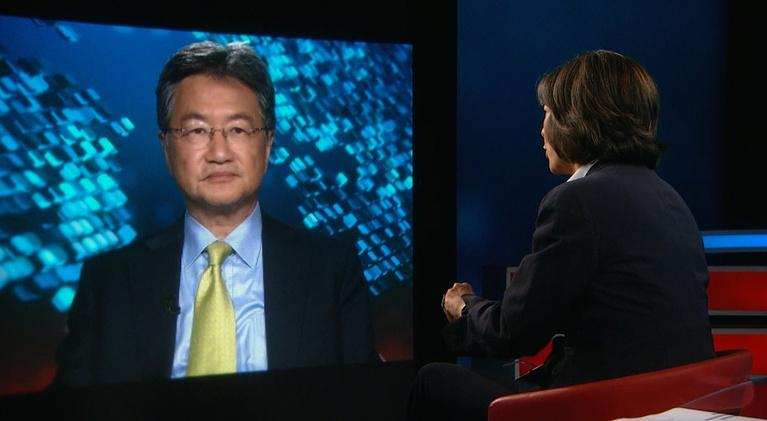Amanpour on PBS: Amanpour: Joseph Yun and Wim Wenders