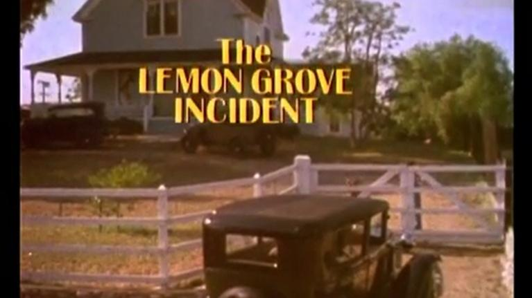 EXPLORE San Diego: The Lemon Grove Incident