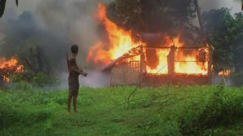FRONTLINE -- Myanmar's Killing Fields