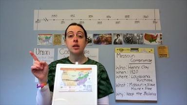 Causes of the Civil War - Pamela Romanchuk - Sixth Grade