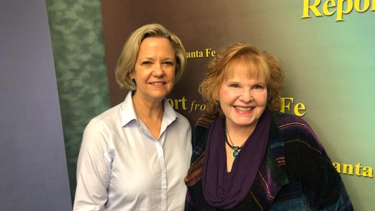 Report From Santa Fe, Produced by KENW: Dana Priest