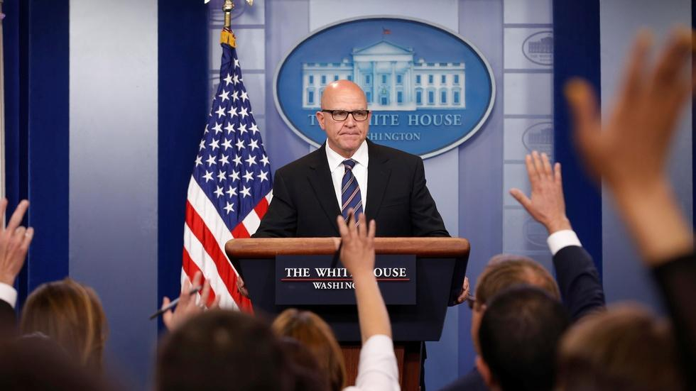 White House in damage-control mode over Russia disclosure image