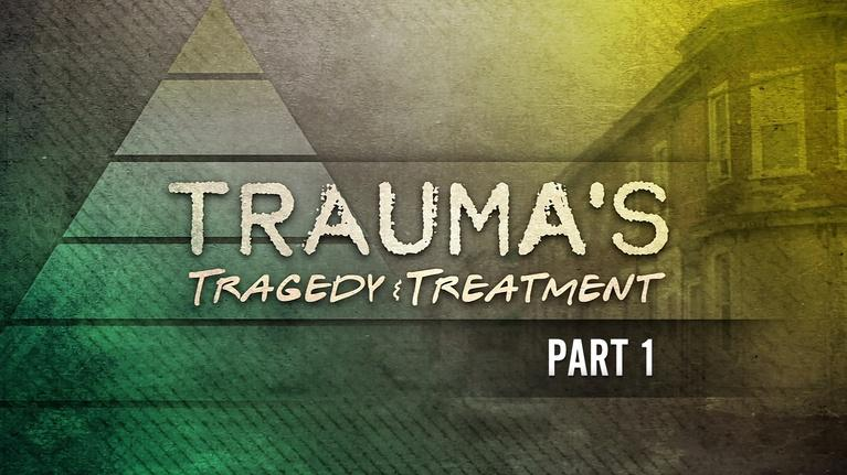NJTV News: Trauma's Tragedy and Treatment: So much to unpack