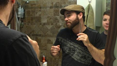 Independent Lens -- S18 Ep20: Real Boy - Beard and a Haircut - Clip