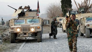 With security deteriorating, Afghan warlords fill the vacuum