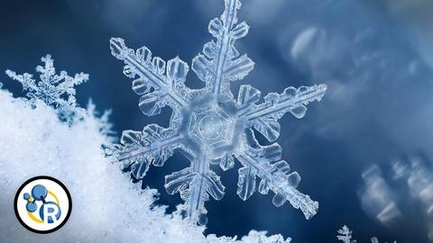 Reactions -- How Do Snowflakes Form?