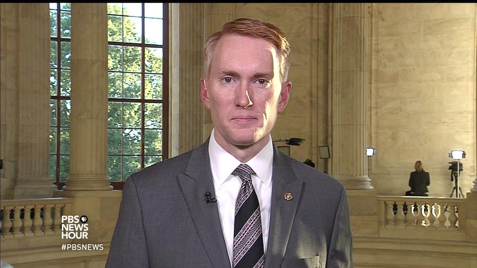 Sen. Lankford: Congress has to address issue of bump stocks image