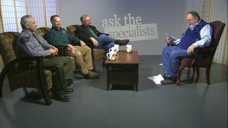 Ask The Specialists: Ask the DNR, Spring