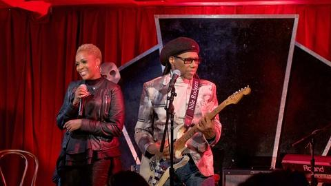 Front and Center -- Songwriters Hall of Fame: Nile Rodgers - Preview